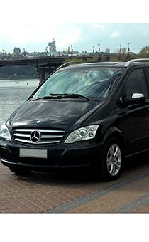Минивэн такси Судак - Массандра